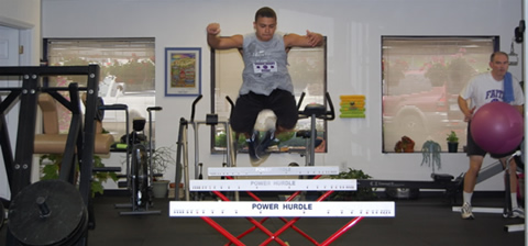 Personal Training Services for Athletes and General Fitness