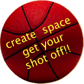 create your space, get your shot off!