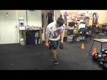 Embedded thumbnail for Bent Over Single Arm Rows Single Leg Ipsi/Contra Lateral