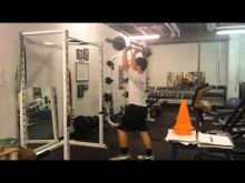 Embedded thumbnail for Power Clean Combo
