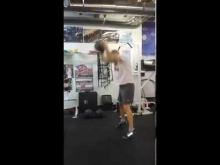 Embedded thumbnail for Weighted Med Ball Slams