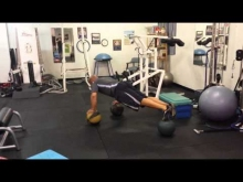 Embedded thumbnail for Medicine Tripod Pushups