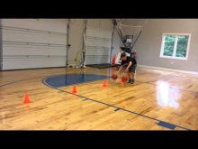 Embedded thumbnail for 2 Ball Handling Figure 8 Dribbling