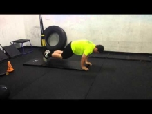 Embedded thumbnail for TRX Combo Mountain Climbers/ Kneetucks/Pikes